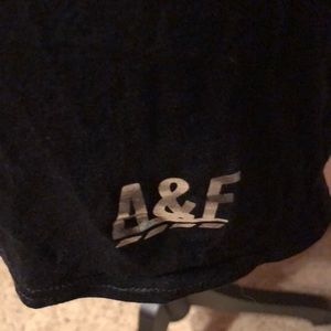 Abercrombie & Fitch Tops - Hard to see AF work out shirt